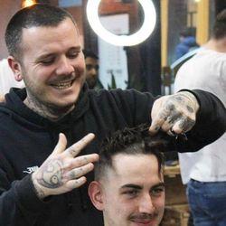 Jake Westerman - No.13 Barber Shop
