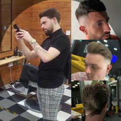 Seán McGaharan - Cut & Grind Salon Lisburn