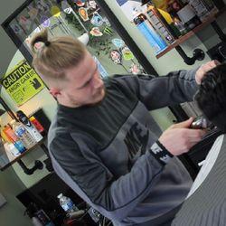 Seth - Las Barbers ™ Hayes