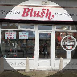 Blush Hair and Beauty, 145 sutton road, B23 5TN, Birmingham, England
