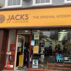Reception - Jacks of London Kingston