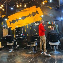 Dylan - twenty eight barbers