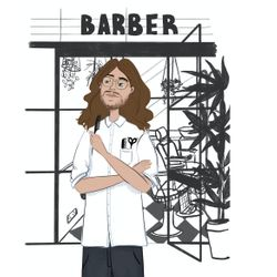 Benjamin Goakes / Senior Barber & Proprietor - Well Groomed