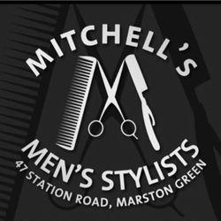 Mitchell's Men's Stylists, 47 Station Road, B37 7AB, Marston Green, England