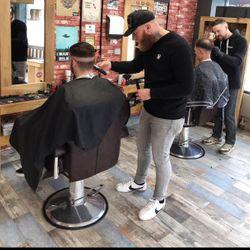 Toby - The Fade Inn Barbershop
