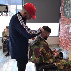 Jordan - The Fade Inn Barbershop