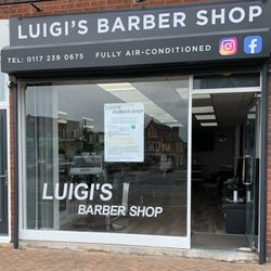 Luigis Barbershop, 60 High Street, Shirehampton, BS11 0DJ, Bristol, England