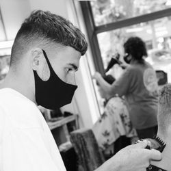 Harry - The Town Barber