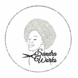 Sandra Works - Challaz Top fade