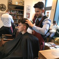 Joe Mercer - Mr Mens Barbers Leeds City Centre