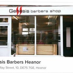 Genesis Barbers Heanor, Ray Street, 10, DE75 7GE, Heanor
