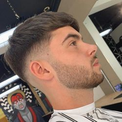 Callum Leonard - Ak-mee Barbershop
