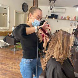 Courtney - Projects Unisex Hair Salon