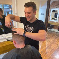 Adam - Projects Unisex Hair Salon