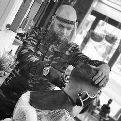 Aaron - Gambling Man Barbers