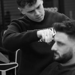 "Jordan Kerr O'Neill - ""CODE"" Essential Barbering"