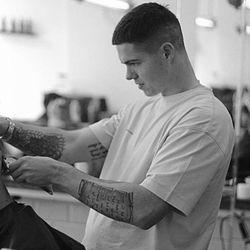 "Marc Hensman - ""CODE"" Essential Barbering"