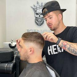 Declan - Barber Kings