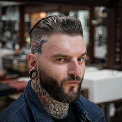 Brendan - Honkytonks Barbershop
