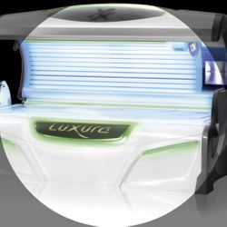 Bed 5  - Lux X7 Liedown - Sun Glow Tanning