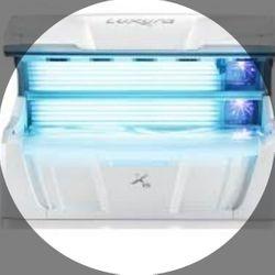 Bed 3 Lux X10 Liedown - Sun Glow Tanning