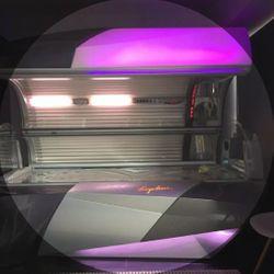 Bed 11 - Ergoline 1100 Prestige Liedown - Sun Glow Tanning