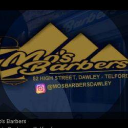 Mo's Barbers, 52 High Street, Dawley, TF4 2EX, Telford
