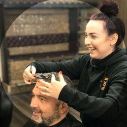 Kate - Soho Barbers
