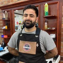 Ali Mohamad - Pk Barber & hair salon