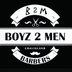 Boyz 2 Men Barbers, 46 Main Street, BT71 4ND, Coalisland, Northern Ireland