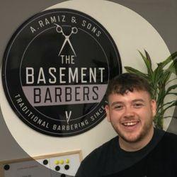 Brad - The Basement Barbers