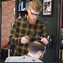 George - Cavalier Club Barber Shop