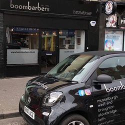 Boombarbers Musselburgh, 134A North High Street, EH21 6AS, Musselburgh