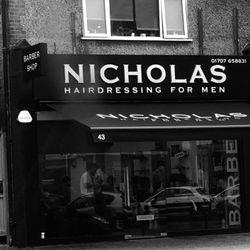 Nicholas Hairdressing For Men, 43 The Broadway Darkes Lane, EN6 2HZ, Potters Bar