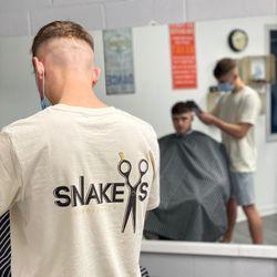 Lewis - Snakeys Barbershop