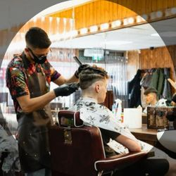 Nour Dahhan - Dahhan Barbers