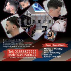 Style Barbers, 46 Gwent Square, Style Barbers, NP44 1PL, Cwmbran