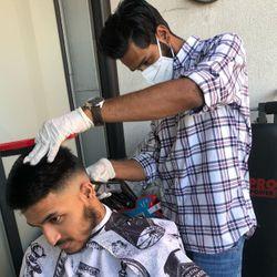 H - Island barbers