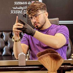 Sammy - GS Barber Bradford