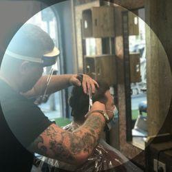 Joey- Senior barber - SKINS & NEEDLES BARBERS