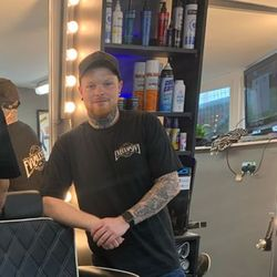 Nathan - The Execlusive Barber Club