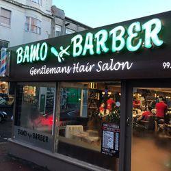 Bamo barber, 99.5, Western Road, BN1 2AA, Brighton