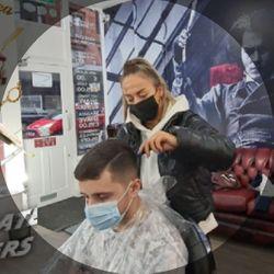 Courtney - Brazuca B9 Barbers