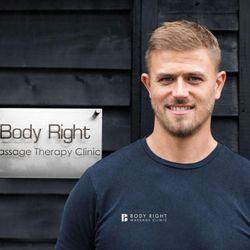 Steven - Body Right Massage Clinic