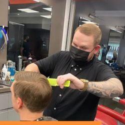 Daniel - The Barbers Lounge