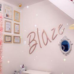 Blaze The Lash Room, 17 CENTRAL  Arcade, LL11 1AG, Wrexham