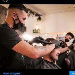 Sam - Q Gentlemans Barbers