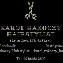 Karol Rakoczy Hairstylist, Lodge Lane, 1, LS11 6AS, Leeds