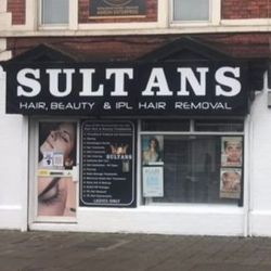 Sultans Hair And Beauty, 3A St Martins Row, Albany Road, Cardiff