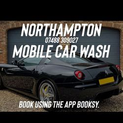 Northampton Mobile Car Wash, Northampton